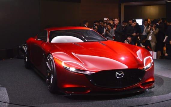マツダ、ロータリー・エンジン搭載の新コンセプトカーを今年の東京モーターショーで発表することが明らかに