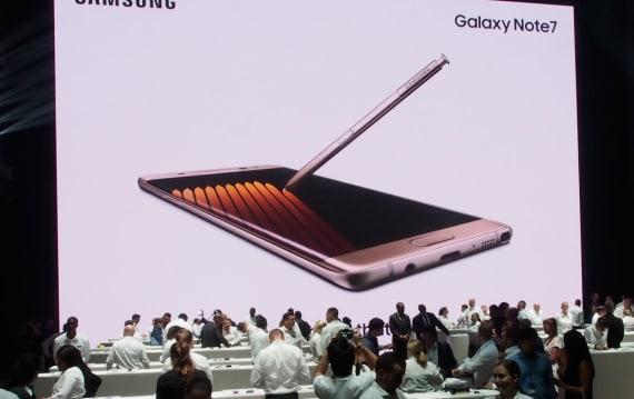 Galaxy Note 7の発火はなぜ起きたか? その背景と今後を占う:山根博士の海外スマホよもやま話