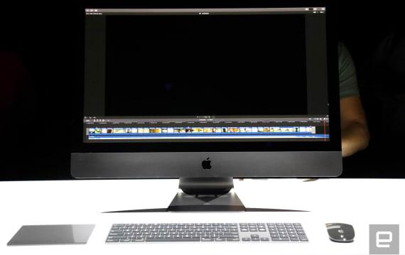 「iMac Pro」をアップルが12月14日発売、最大18コアXEON・128GB RAMのモンスター機