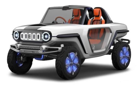 スズキ、東京モーターショー2017の出展車概要を発表 電動コンパクトSUVのほか、発売が期待されるモデルも多数