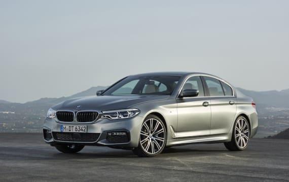 BMW、7代目となる新型「5シリーズ セダン」を発表!