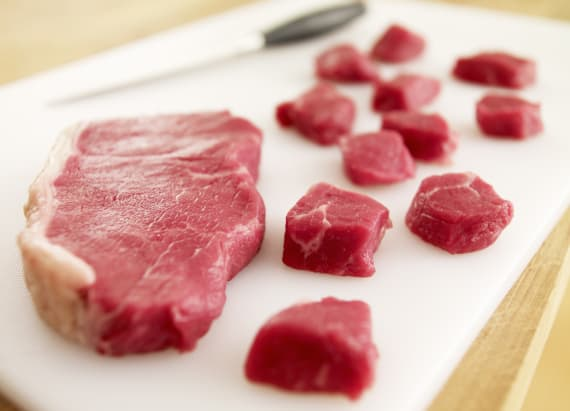 Defrost your steaks in less than 5 minutes