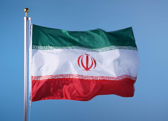 US fired shots after an 'incident' with Iranian navy