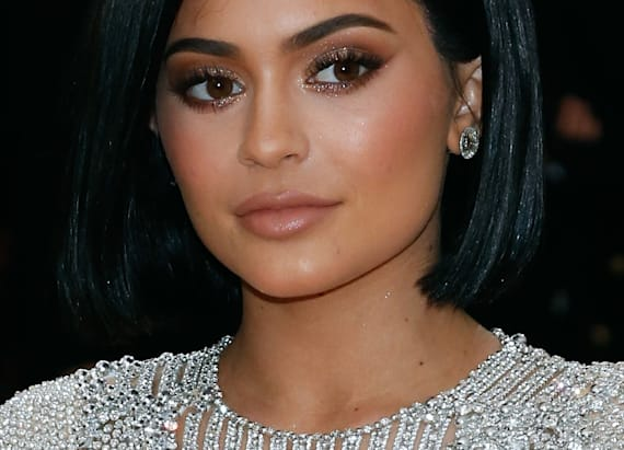 Kylie Jenner has a new makeup project