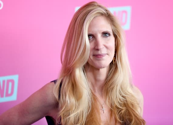 Ann Coulter targeted at roast of Rob Lowe