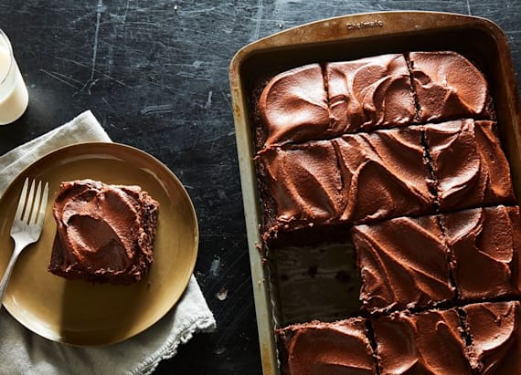 You will never guess what's in this chocolate cake
