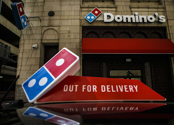 Domino's planning major change to pizza deliveries
