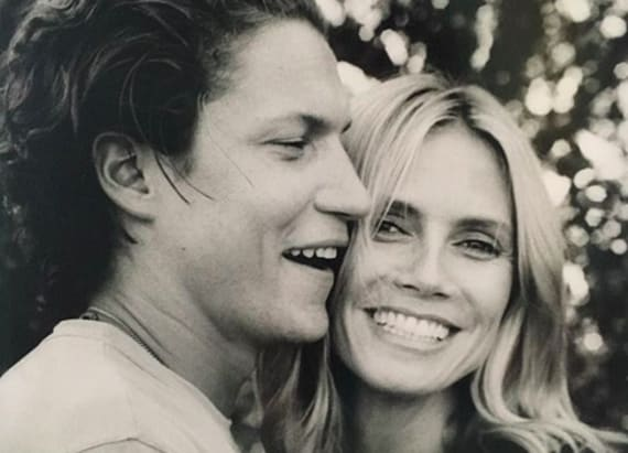 Heidi Klum wishes boyfriend a happy 30th birthday