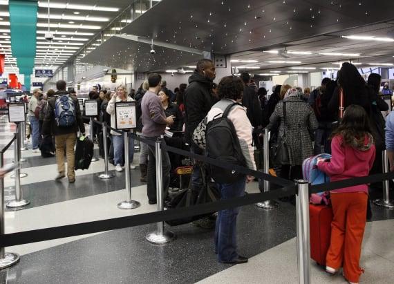 TSA claims it has turned around wait times