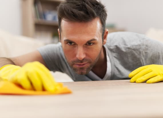 Study says men will do most house chores in 50 years