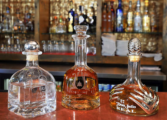 The 5 most expensive bottles of tequila