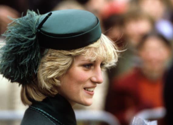 Recreate Princess Diana and Duchess Kate's style