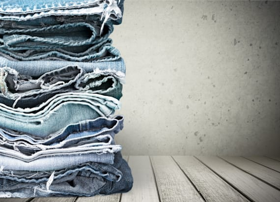 Why you shouldn't wash your jeans