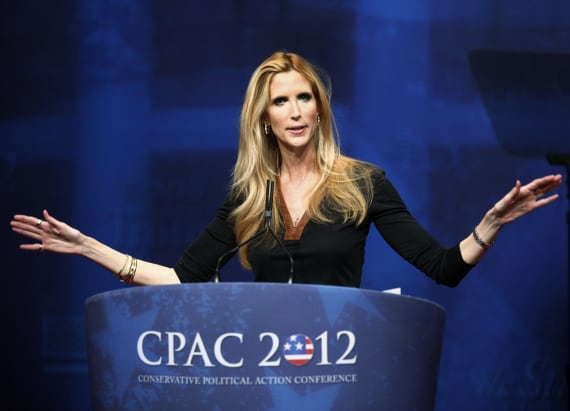 Trump did 1 thing that would lose Coulter's support