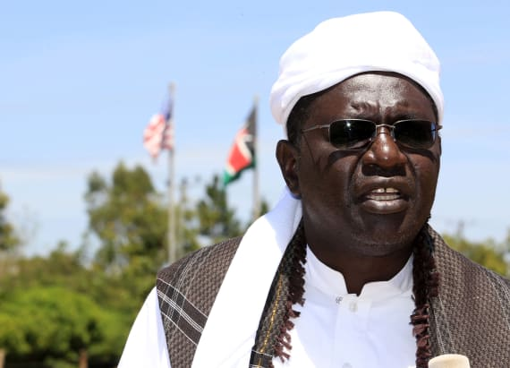 Obama's half-brother reveals who he'll vote for