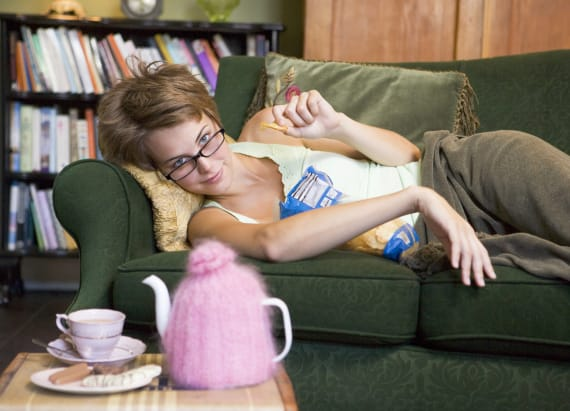 The unexpected health benefits of being lazy