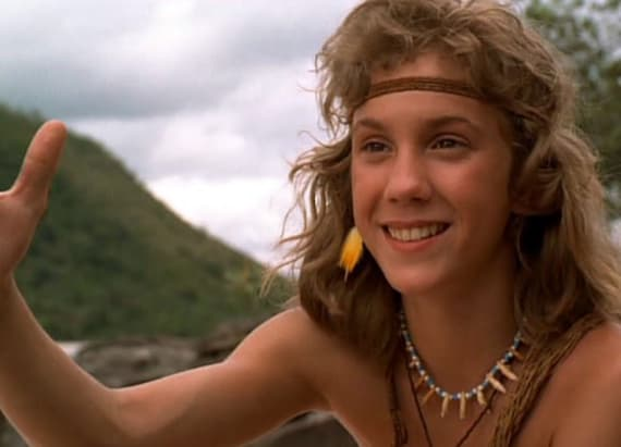 Remember Mimi-Siku from Disney's 'Jungle 2 Jungle'?