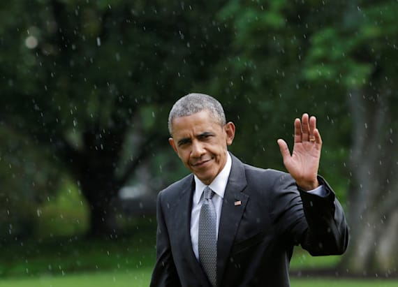 President Obama shares #LoveIsLove Pride message