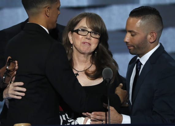 Mother of Orlando victim brings DNC crowd to tears