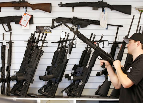 Germany's stringent gun ownership rules