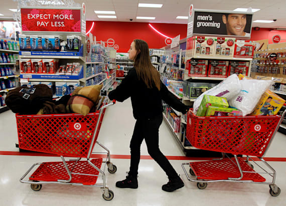 Target tries to win shoppers back amid boycott