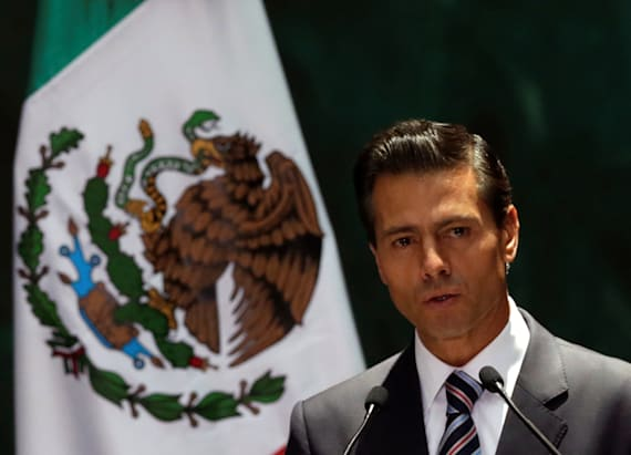 Peña Nieto to meet Trump on Wednesday