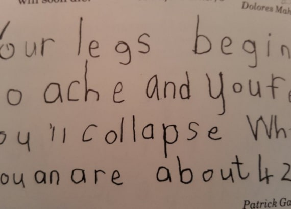 Kids' hilarious thoughts about aging go viral