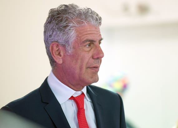 Bourdain calls major city 'underrated' for food