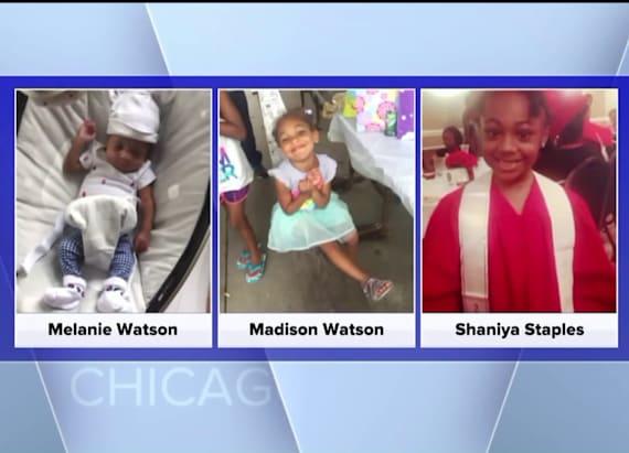 Family of Chicago children killed in fire speak out