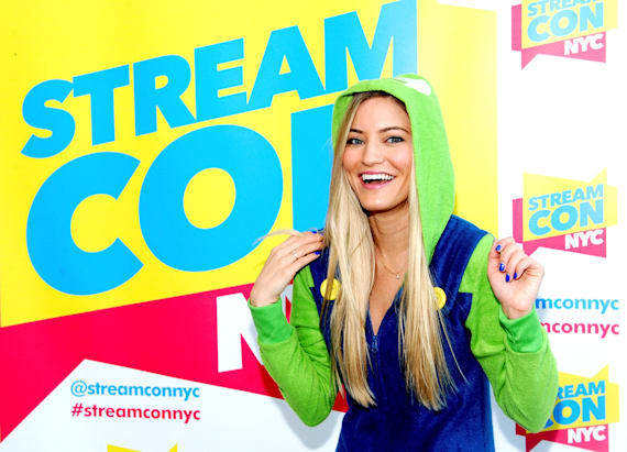 iJustine gushes about the ultimate fast food item