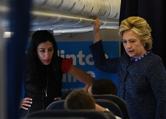 Weiner linked to re-opened FBI Clinton email probe