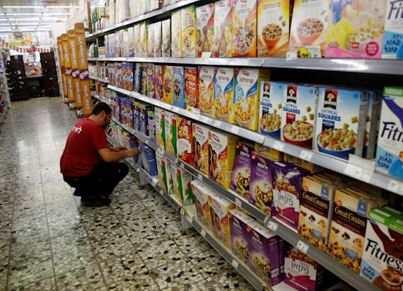 Supermarket secrets that get you to spend