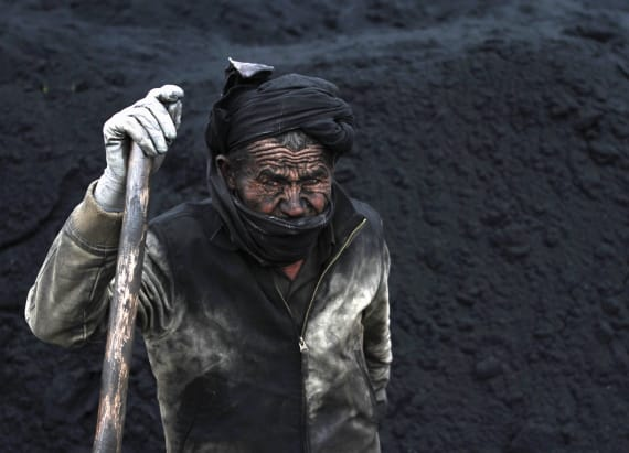 16 photos that show the dirty truth of coal mining