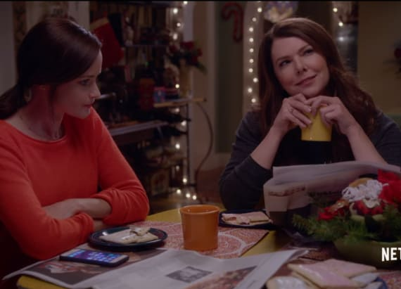 First 'Gilmore Girls' trailer is here!