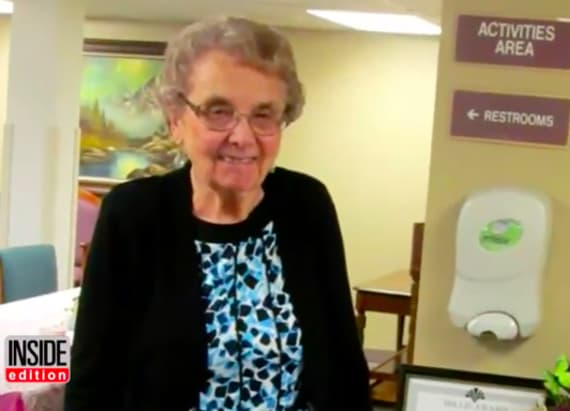 93-year-old nurse retires from 72-year-long career