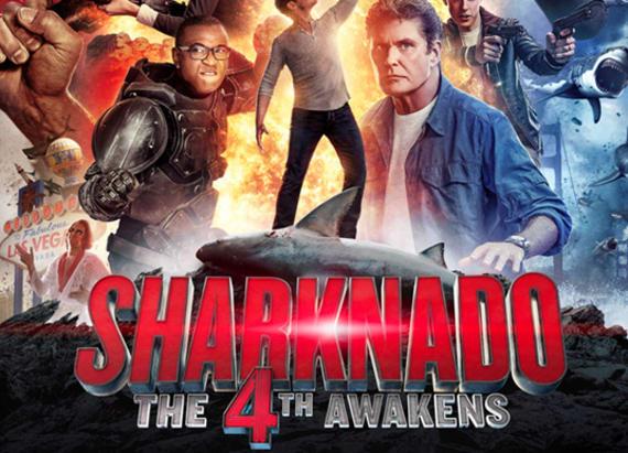 Stars making a cameo in 'Sharknado 4'