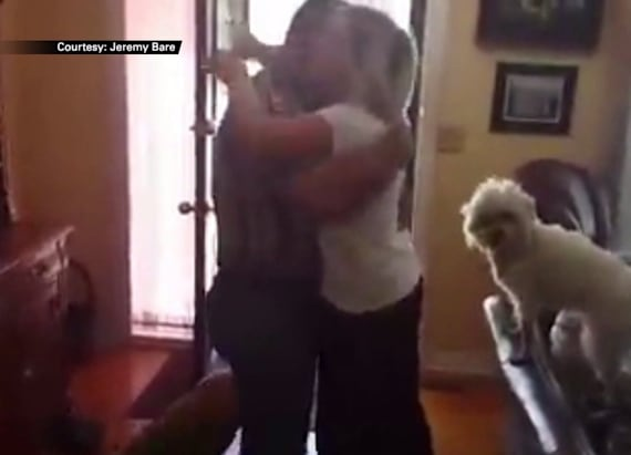 Military mom gets the ultimate surprise