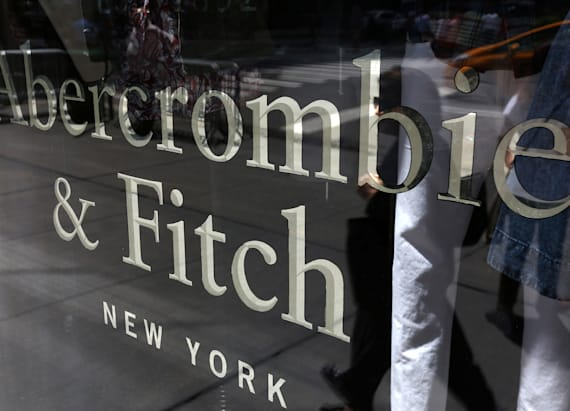 Abercrombie & Fitch has a new look — see it here