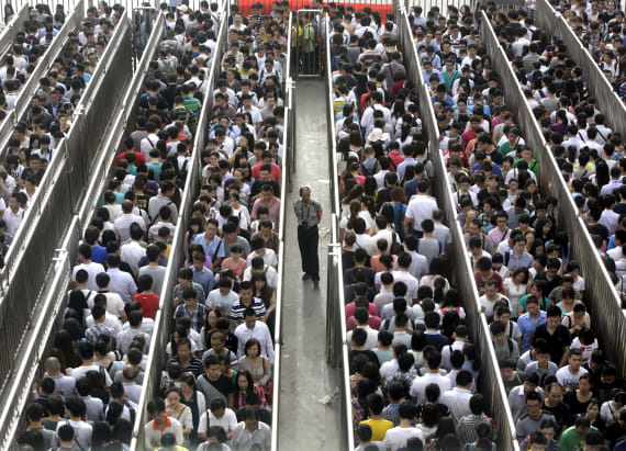 Photos that will make you grateful for your commute