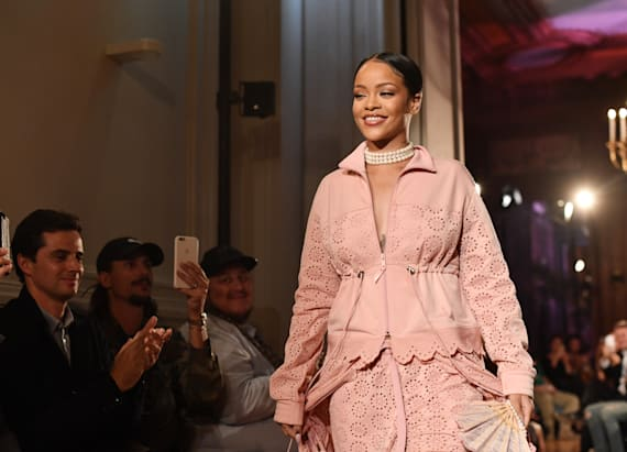 Rihanna names one royal as inspiration for new line
