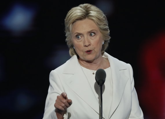 Hillary Clinton heckled, jeered during DNC speech