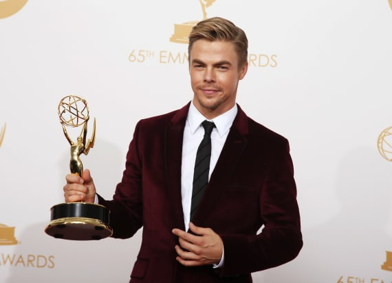 Derek Hough confirms 'Dancing With the Stars' return
