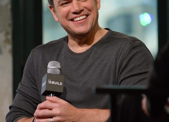 Matt Damon reveals his ultimate 'deathbed' meal