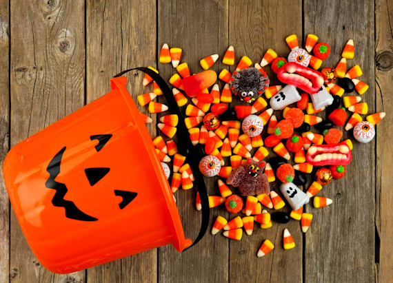 Enter for chance to win treats from Halloween sweeps