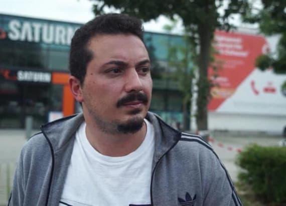 Munich shooting survivor recounts horrifying moments