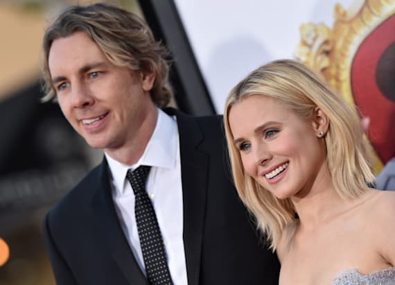 Kristen Bell shares first photos of wedding