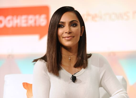 Kim Kardashian wears totally sheer top in Mexico