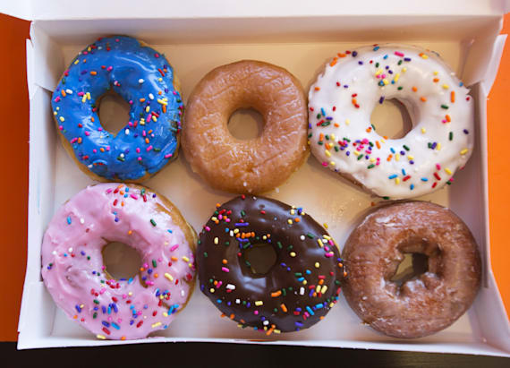 Dunkin' employee accused of putting bleach on donuts