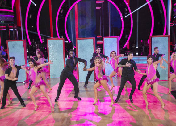 Pro dancer returning to 'DWTS' after 2-year hiatus