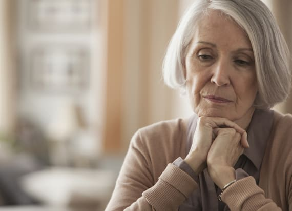 No. 1 stress-factor among American seniors